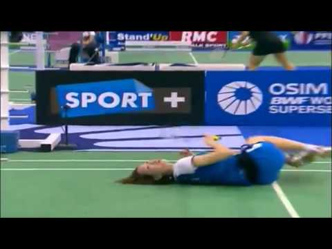 Best Mixed Doubles Rally Ever Played!