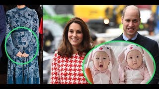 Babies #3 & #4 on the way..Kate Middleton and Prince William Expecting Twins