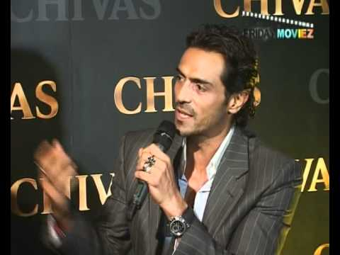 Arjun Rampal and Rohit Bal for Chivas!