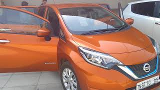 Nissan leaf, the Electric car in India