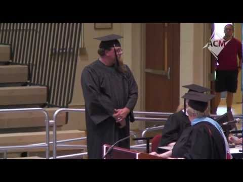 Allegany College of Maryland - 50th Commencement - Morning Ceremony - 5/19/12