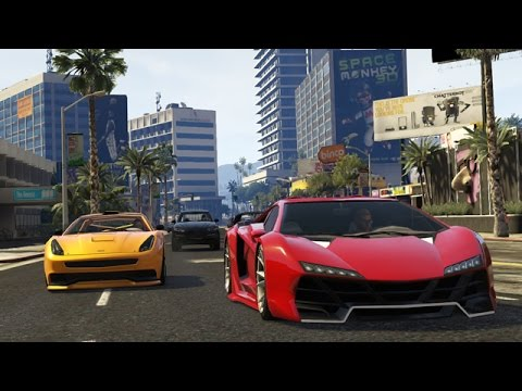 Grand Theft Auto V Online - Jucam Tennis [Ep.3]