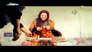 سوتی جنجالی و مسخره 'بهنوش بختیاری' در برنامه زنده! (مرداد 93)