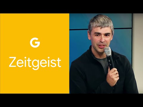 Larry Page & Q&A with Eric Schmidt at Zeitgeist Americas 2011