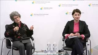 "Presentation of Chatham House report ""The Struggle for Ukraine"". UCMC 11.12.2017"