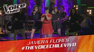 The Voice Chile | Javiera Flores - Think