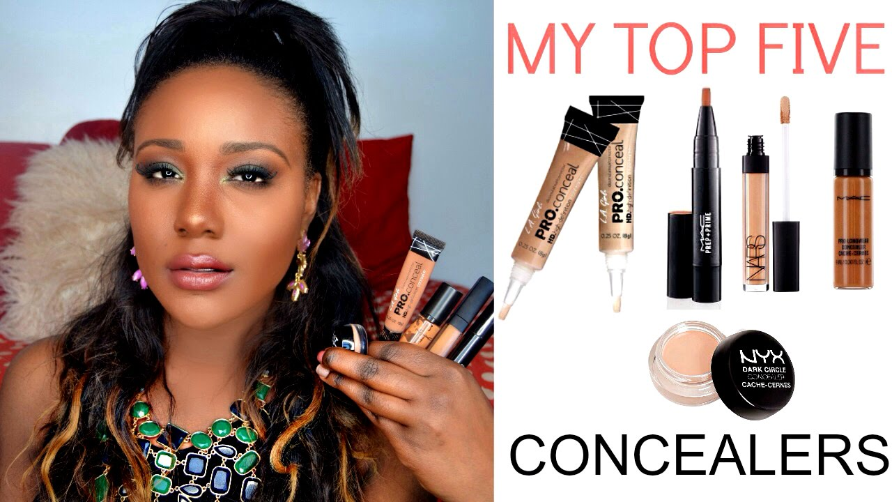 The Best Drugstore Concealers To Make Your Dark Circles Vanish foto