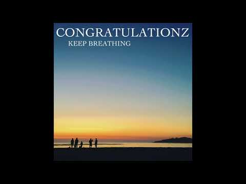 Congratulationz - Keep Breathing (Official Audio) [Ingrid Michaelson Cover]