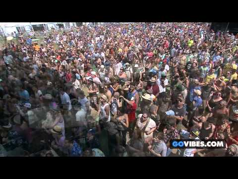 "Twiddle performs ""Be There"" at Gathering of the Vibes Music Festival 2014"