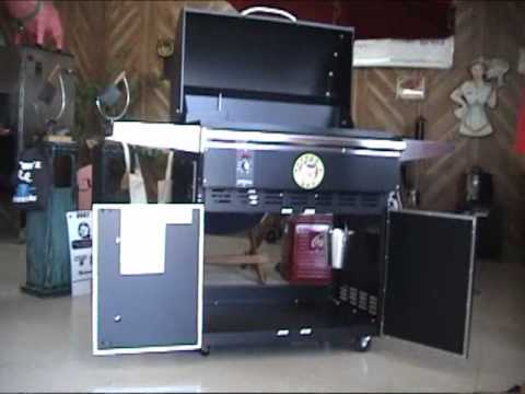 BadBob's Traeger BBQ 300 Wood Pellet Smoker Review