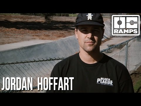 Jordan Hoffart and the OC Ramps skate team