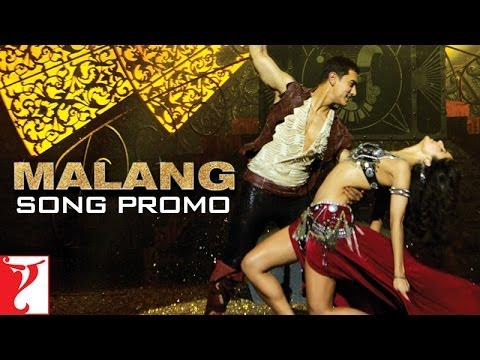 Malang - Song Promo - Dhoom:3 - Aamir Khan | Abhishek Bachchan | Katrina Kaif | Uday Chopra video