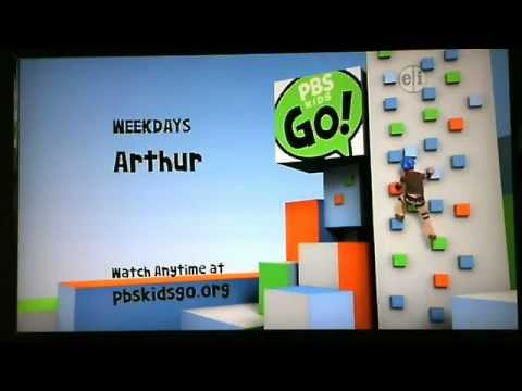 PBS Kids Go! Promo: Arthur (2011)