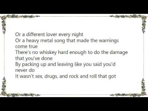 Chely Wright - Sex, Drugs And Rock & Roll