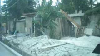 Earthquake Hits Haiti 01122010
