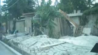 Earthquake Hits Haiti 01122010