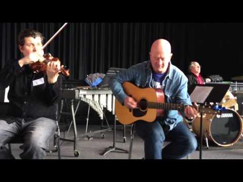 DePue Brothers Band Vineland High School Pt. 2