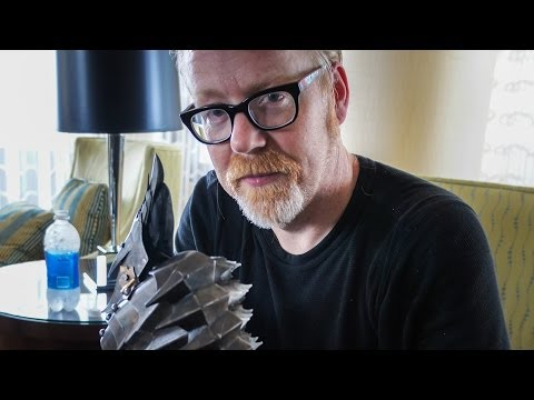 The Europa Report and Touring Canada - Still Untitled: The Adam Savage Project - 12/3/2013