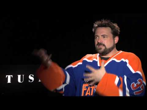 TUSK Interviews: Kevin Smith, Justin Long, Genisis Rodriguez and Haley Joel Osment