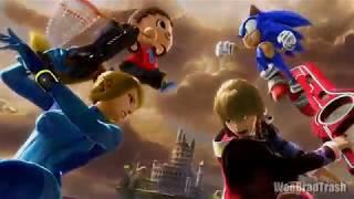 Super Smash Bros. Ultimate - Banner Trailer Compilation #2 - Anime Edition