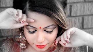Pohela Boishakh Makeup | Noboborsho 1422| bangladesh | canada | uk