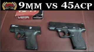Smith and Wesson M&P Shield - 45 ACP