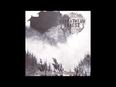 Carpathian Forest - The Pale Mist Hovers Towards The Nightly Shores