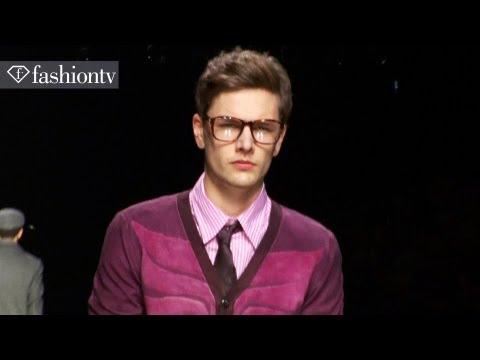John Richmond Men: Rock & Roll Country Looks For Fall 2012   Designer At Work   Fashiontv Fmen video