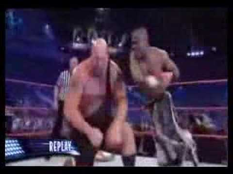 Floyd Mayweather v the big show