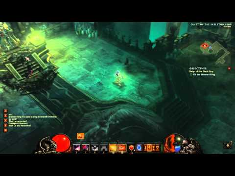 Diablo III - Leoric Inferno - Demon Hunter