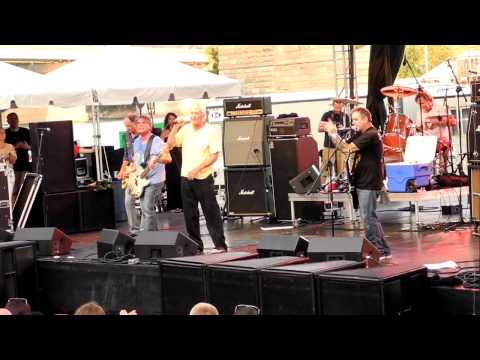 Guided By Voices - Class Clown Spots A UFO @ Bunbury Music Festival 07/15/12