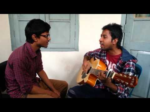 Olosh khone acoustic cover by Rayhan and Sohel