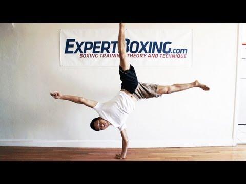 5 Boxing Balance Drills Image 1