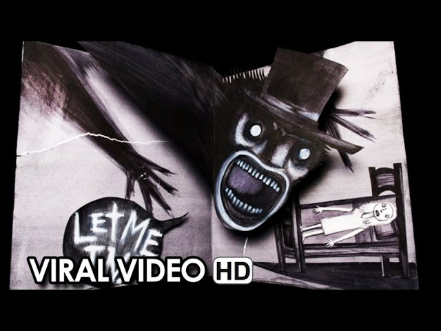 The Babadook VIRAL VIDEO 'How the Dook Stole Christmas' (2014) - Horror Movie HD
