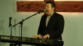 Didn't I Walk On The Water! Jeremiah Yocom Band (@ Greater Rain, Revival Night 5, 10/14/11)