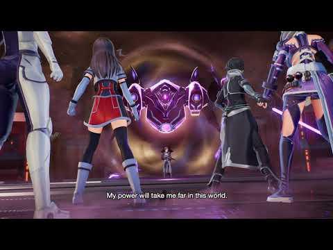 Sword Art Online: Fatal Bullet Launch Trailer Teaser | PS4, XB1, PC