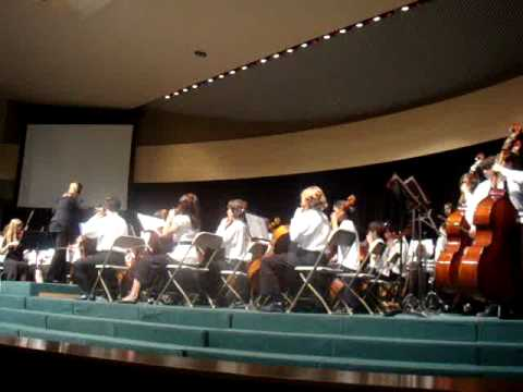 San Diego Middle School Honor Orchestra-procession Of The Sardar From Caucasian Sketches video