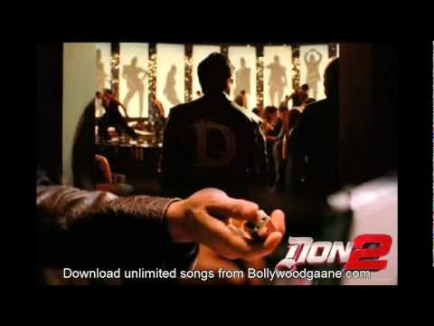Mujhko Pehchaanlo Remix Don 2 Song Ft KK Shahrukh Don 2 Song