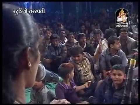 Kiran Gadhvi - Mogal Chedta Kado Nag - Gayuna Govaliya - Padana Live video