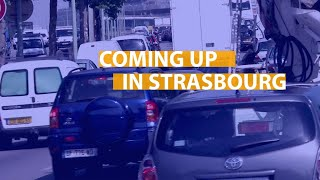 Coming up in Strasbourg: from car emissions to audiovisual rules