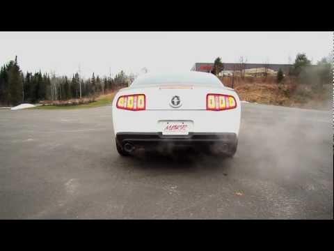 2012 Mustang 3 7l V 6 Mbrp Cat Back Exhaust
