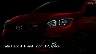Tata Tiago   Tigor   JTP 2018   Specifications And Review