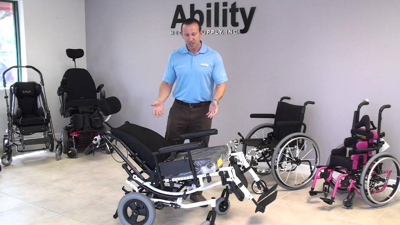 Solara 3g Tilt In Space Wheelchair