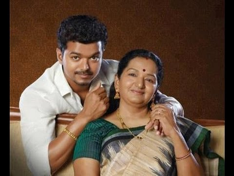 Vijay New Jos Alukkas Ad with his Mom