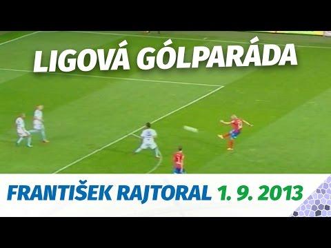 Ligová gólparáda - František Rajtoral