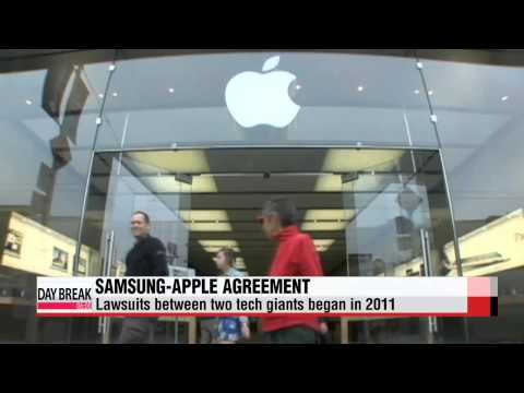 Samsung and Apple agree to drop all litigation except in U.S.