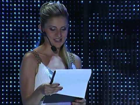 Danijela i Rajnat - Kraj i nagrade @ Miss BiH 2009