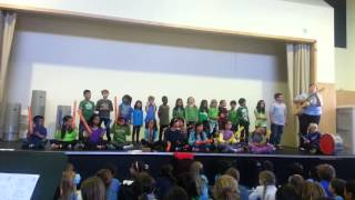 Tanya performance Argonne school
