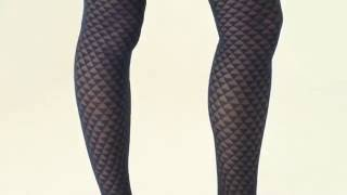 UK Tights - Le Bourget Romane Tights