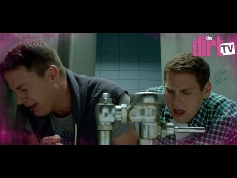 Channing Tatum Sick On Jump Street! - The Dirt TV